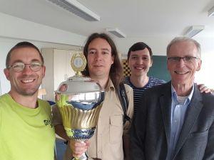 MVS-Pokalsieger 2016